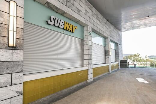 Barra, SubWay